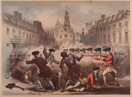 boston massacre viewpoints history as evidence based writing question 6 how does this painting differ from the engraving in document 4 in what ways is it similar how is crispus attucks portrayed in this painting