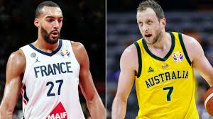FIBA Basketball World Cup 2019: Australian Boomers vs. France ...