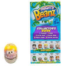 набор Moose <b>1 боб Mighty Beanz</b> в фольгированном пакетике ...