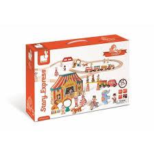 <b>Деревянные игрушки Janod</b> оптом от компании VZV.su