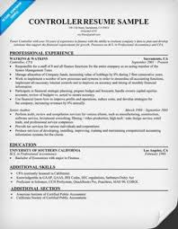 accounting controller resume  resumecompanion com    resume     accounting controller resume  resumecompanion com    resume samples across all industries   pinterest   resume  resume examples and accounting