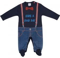 <b>Viva</b> Baby <b>Комбинезон</b> с джинсами и бабочкой - Акушерство.Ru