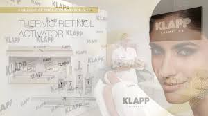 <b>KLAPP</b> Cosmetics A <b>Classic</b> Retinol Thermo Face Gym - YouTube