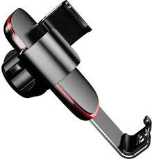 Автодержатель <b>Baseus Metal Age</b> Gravity Car Mount, Black [SUYL ...