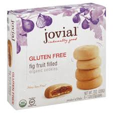 Jovial Organic Fig Fruit Filled Cookies, 7 OZ - Fry's Food Stores
