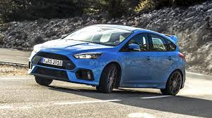 2017 <b>Ford Focus RS</b> Review | Top Gear