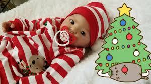 Super <b>Cute Reborn Baby Doll</b> Gets Changed - Life Like Realistic ...