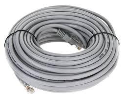 <b>Патч корд</b> 20 м <b>Telecom UTP</b> 5е RJ45 интернет кабель 20 метров ...