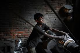 the visual culture awards photographic essay born to work child labour in