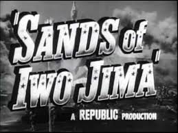 "「""The Sands of Iwo Jima"" (1949),」の画像検索結果"