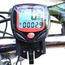 Cubern <b>Waterproof Digital LCD</b> Bicycle Computer Odometer Speed ...