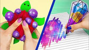 Антистресс канцелярия – 10 идей / <b>Игрушки антистресс</b> - YouTube