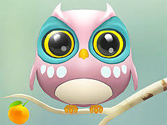 <b>Cute Owl</b> Puzzle - free online game