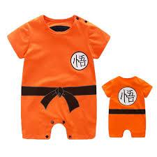 <b>YiErYing</b> Baby Clothes 2018 New <b>Newborn</b> Rompers Dragon Ball ...