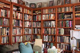 library room adorable home library bookshelves inspirations l shaped wooden bookshelf with decorative framed adorable home library