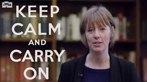 <b>Keep Calm and</b> Carry On: The Truth Behind the Poster - YouTube