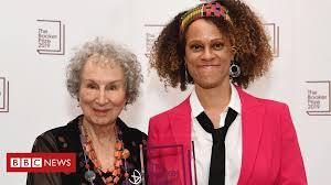 Booker Prize: Margaret Atwood and Bernardine Evaristo share award