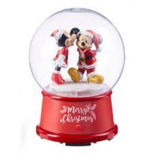 <b>Disney Mickey</b> & <b>Minnie Snow</b> Globe | Canadian Tire