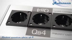 <b>Nordost Quantum</b> Qbase QB 4 - YouTube