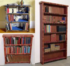 bookshelves made of books bookcases made of books bookshelf furniture design