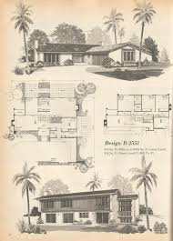 images about VinTagE HOUSE PlanS s on Pinterest    Vintage House Plans  Mid Century Homes  s Floor Plans