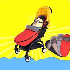 Online Shop Winter <b>Baby Stroller Sleeping Bag</b> Yoya Plus Polyester ...