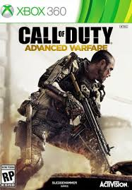 Call of duty Advanced Warfare RGH Xbox 360 Castellano DLC