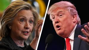 trump clinton trade blows in first salvo of election trump clinton trade blows in first salvo of election security forum david firester