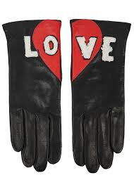 <b>Women's Designer Gloves</b> - <b>Leather</b>, Suede & Mittens - Harvey ...