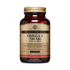 <b>Solgar Omega 3 700</b> Softgels 30'S