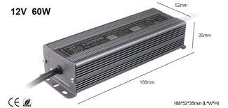 Интернет-магазин Светодиодный драйвер DC12V <b>24V</b> 20W 40W ...