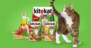 <b>Kitekat</b> - Еда энергичных <b>кошек</b>