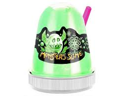 Слайм KiKi <b>MonsterS Slime</b> Сочная клубника 130g - Слаймы