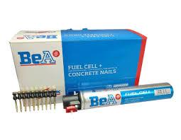 Крепёж CN 26X25 (комплект из <b>1000 гвоздей</b> и 1 газового <b>баллона</b>)