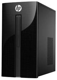 <b>Настольный компьютер</b> HP 460-a210ur (4XJ29EA) Mini-Tower ...