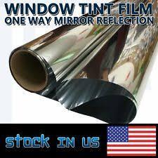 <b>One Way</b> Window Film for sale   eBay