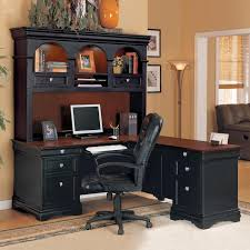 l shaped home office l shaped desk with hutch home office 4 l shaped desk with chic shaped home office