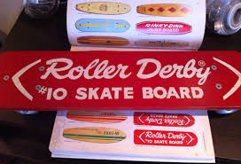 Image result for Roller Derby Skateboard