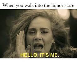 Adele Hello meme haha funny lmao | Humor | Pinterest | Haha Funny ... via Relatably.com