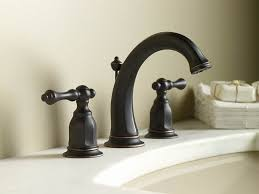 rubbed bronze piece bathroom image of simple oil rubbed bronze faucet