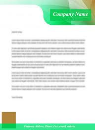 letterhead design template doc ninareads com letterhead design template doc