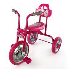 <b>Велосипед 3х колесный</b> Лунатики розовый - купить в Нижнем ...