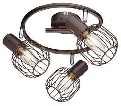 <b>Спот Globo</b> Lighting Akin <b>54801-3</b> — купить по выгодной цене на ...