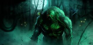 Image result for swamp thing
