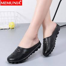 Compare prices on Leather Slingbacks Cow Genuine <b>Women</b> ...