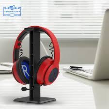 <b>Headphone Holder ABS Stand</b> Lightweight Stable Desktop Bracket ...