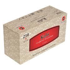 <b>Бумажные салфетки Maneki</b> Kabi 2 слоя, белые, 250 шт ...