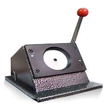 <b>Вырубщик для значков Vektor</b> Stand Cutter Oval Shape 45x69мм ...