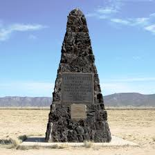 from manhattan project to a i the coming synthetic rewrite of masonic obelisk marking the trinity detonation site