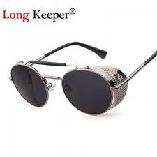 <b>Long Keeper</b> New Arrived <b>Steampunk</b> Sunglasses Men women ...